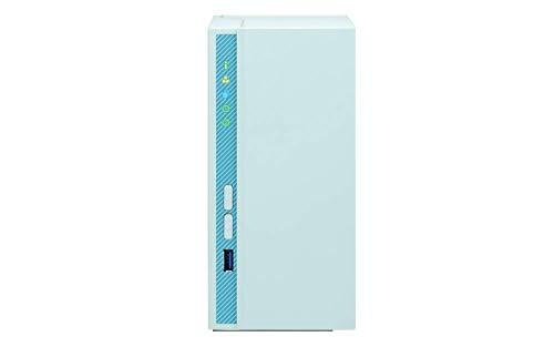 Qnap TS-230 Desktop-NAS-Gehäuse mit 2 Schächten - 2 GB RAM...