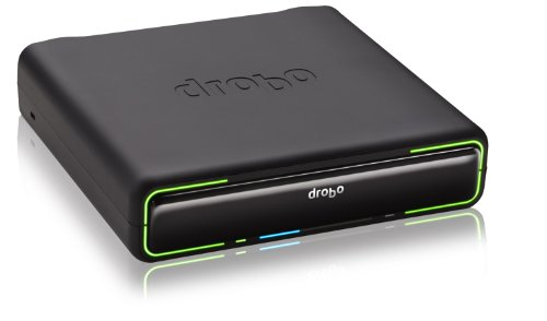 Drobo DR-MINI-1A31/4TB 4 Bay Mini DAS NAS-System