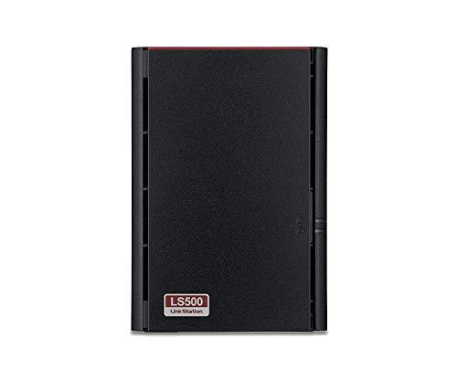 Buffalo LS520D0602-EU 6TB (2 x 3 TB) Linkstation 520D 2 Bay...