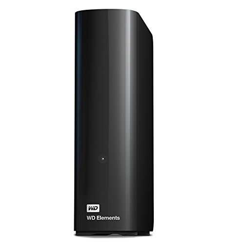 Western Digital 4 TB Elements Desktop externe Festplatte...