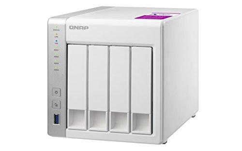 QNAP TS-431P2-1G 4 Bay Gehege