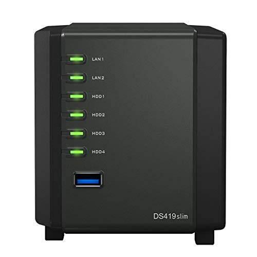 Synology DiskStation DS419slim NAS-Server