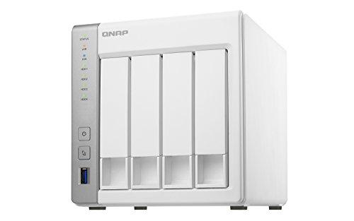 QNAP TS-431P 4 Bay Desktop NAS Gehäuse