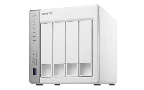 QNAP TS-431P 16TB 4 Bay NAS-Lösung | Installiert mit 4 x...