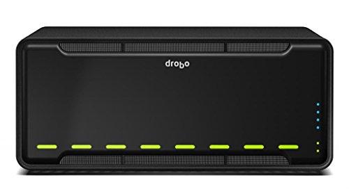 Drobo DR-B810N-5A31 810n 8-Bay NAS Storage Array Enclosure