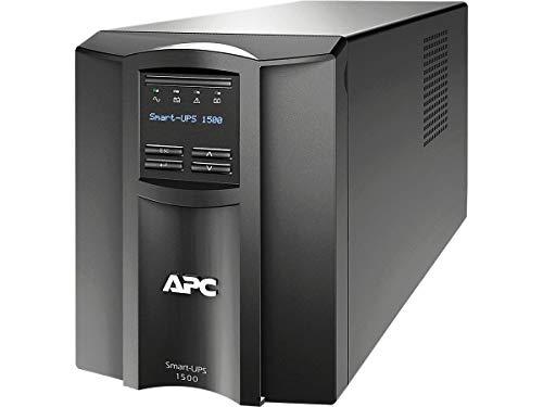 APC Smart-UPS SMT - SMT1500I - Unterbrechungsfreie...