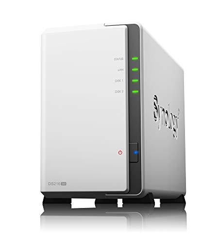 Synology DS216SE 2 Bay Desktop-Gehäuse