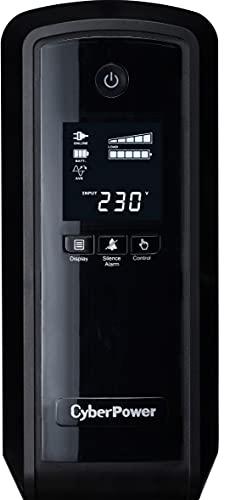 CyberPower CP550EPFCLCD 550VA/330W Line-Interactive