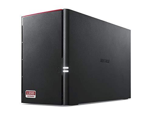 Buffalo LinkStation 520 LS520DE-EU 2-Bay NAS (1.0GHz...