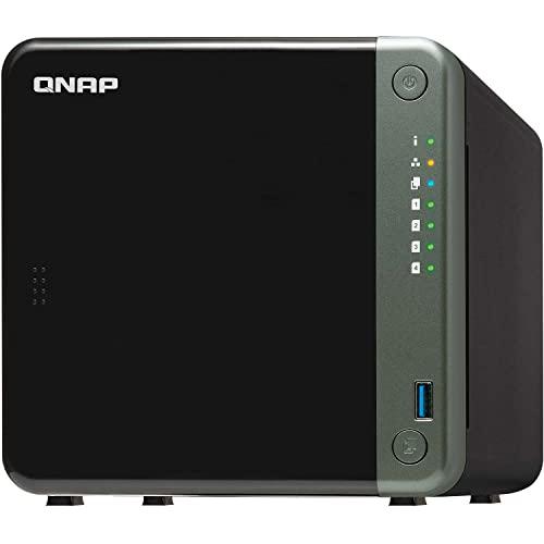QNAP TS-453D-4G 4 Bay Desktop NAS Gehäuse -...