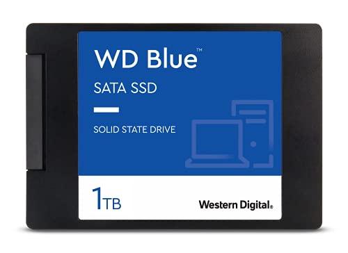 WD Blue SATA SSD 1 TB, 2,5 Zoll (interne SSD, hohe...