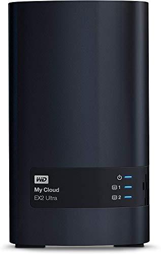 WD 4 TB My Cloud EX2 Ultra-Netzwerkspeicher