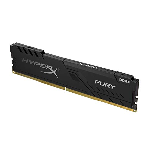 HyperX FURY Black HX426C16FB3/8 Arbeitsspeicher 8GB 2666MHz...