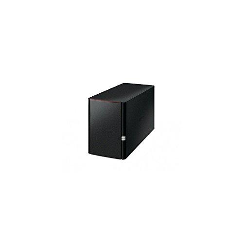 Buffalo LinkStation LS220 4 TB (2 x 2 TB) 2 Bay Desktop...