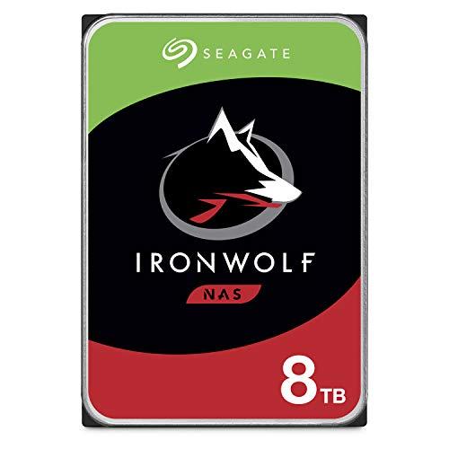 Seagate IronWolf NAS interne Festplatte 8TB