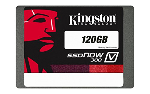 Kingston SV300S37A/120G SSDNow V300 interne SSD-Festplatte...