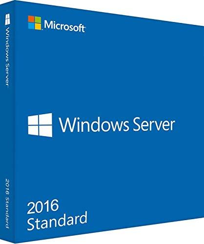Microsoft Windows Server 2016 Standard (Produktschlüssel...