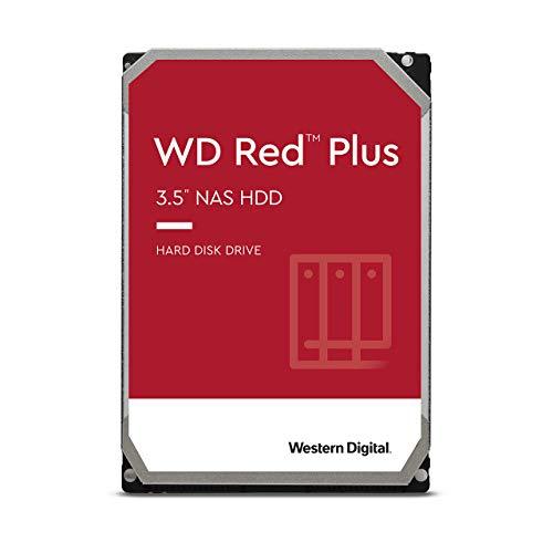 WD 8.9cm (3.5') 4TB SATA3 WD40EFZX 5400 128MB Red intern...