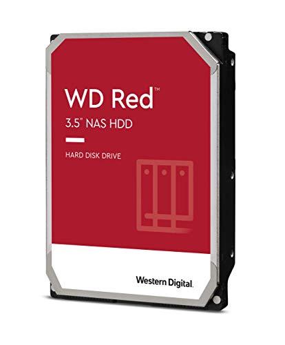 WD Red interne NAS-Festplatte 4 TB (3,5 Zoll, NAS...