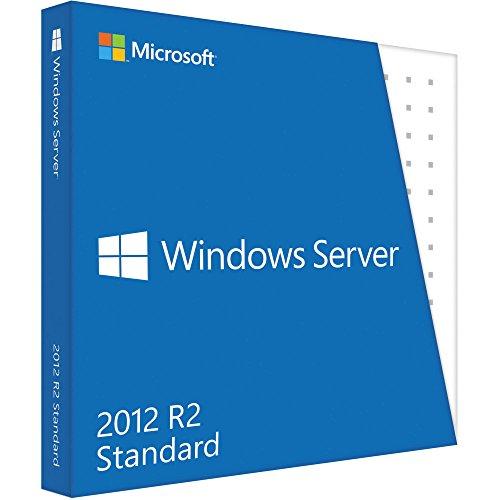 Windows Server 2012 R2 Standard OEM (Produktkey ohne...