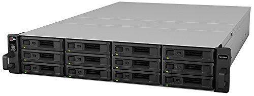 Synology RS18016XS+ Rack (2U) B12 Max NAS 96TB