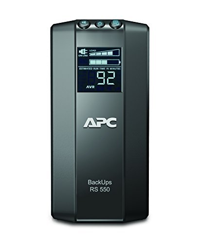 APC by Schneider Electric Back UPS PRO - BR550GI - USV 550VA...