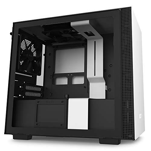 NZXT H210 - Mini-ITX-Gehäuse für Gaming-PCs - Front USB-C...