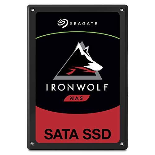 Seagate IronWolf 110 SSD, interne Festplatte SATA SSD für...