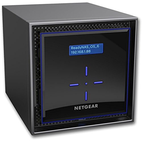 Netgear RN42400-100NES ReadyNAS (424 4-bay Network Attached...