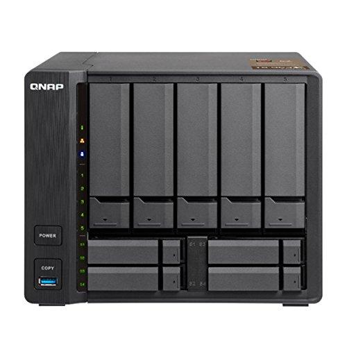QNAP TS-963X-2G-US 5 (+4) Bay 10G AMD 64Bit X86-Based NAS,...
