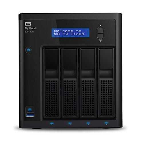 Western Digital My Cloud EX4100 Expert Series 4-Bay Network...
