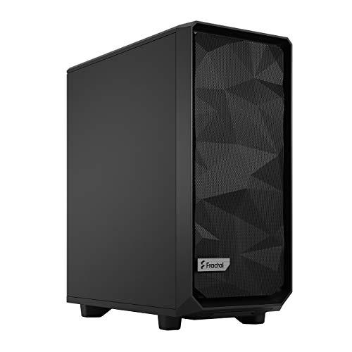 FRACTAL Design Meshify 2 Compact Black, Flexibles ATX...