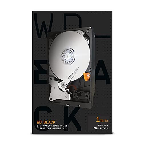 WD_BLACK 1TB Leistung 3.5' Interne Festplatte – 7.200...