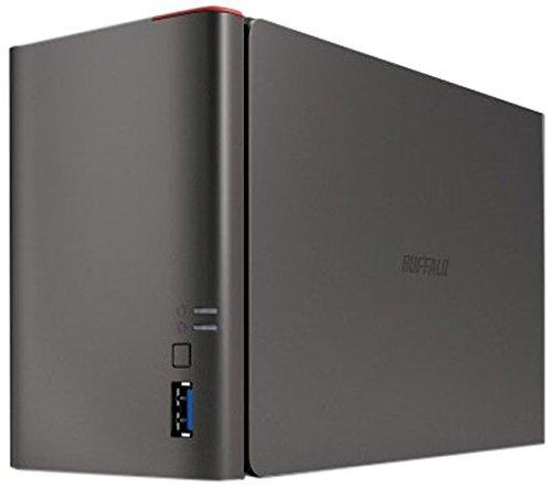 Buffalo LinkStation 421 LS421DE-EU High Speed NAS (1,2GHz,...