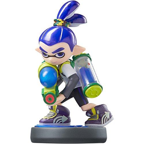 Amiibo Inkling Boy Splatoon Series by Nintendo