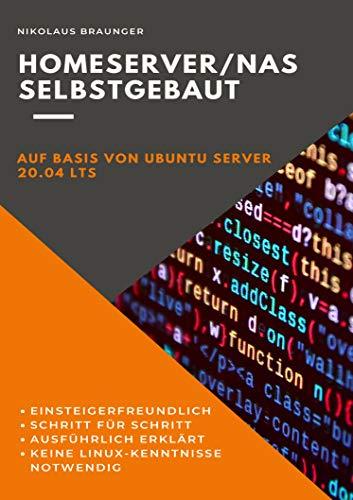 Homeserver/NAS selbstgebaut: Auf Basis von Ubuntu Server...