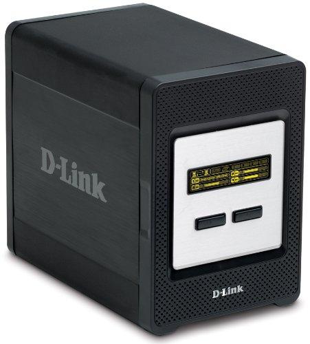 D-Link DNS-343 Business Netzwerk Storage (4X 8,9 cm (3,5...