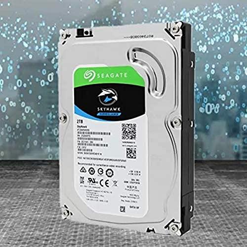 Seagate SkyHawk, interne Festplatte 4 TB HDD, für...