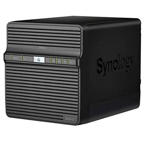 Synology DS416J 4 Bay Desktop NAS Gehäuse