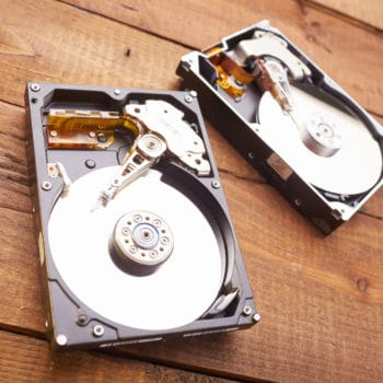 Festplatten für den NAS
