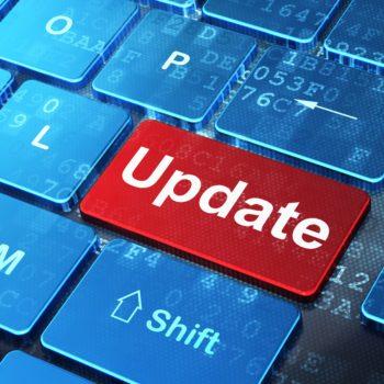 Update für NAS Software
