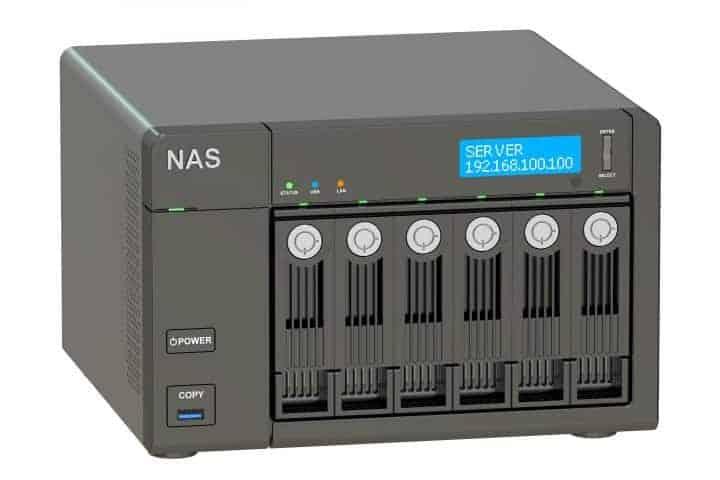 QNAP neues NAS TS-531 X