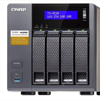 QNAP TS-453A-4G NAS