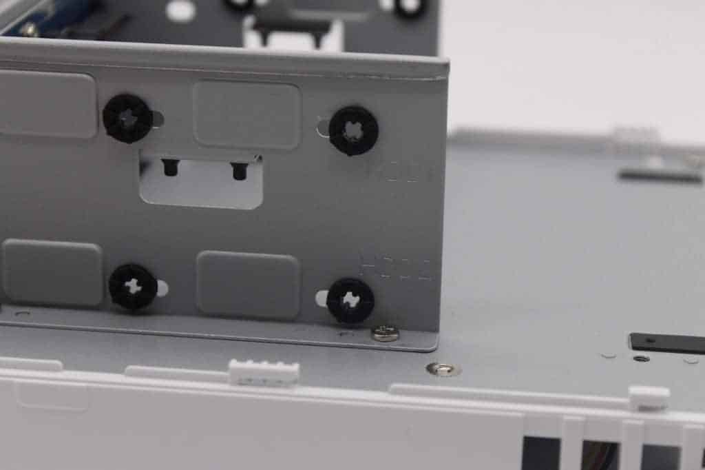 Festplatten Beschriftung