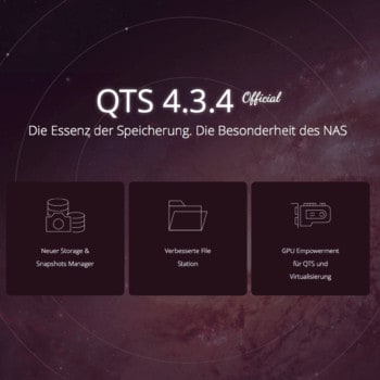 QNAP-QTS4.3.4 Release