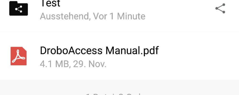Drobo Access