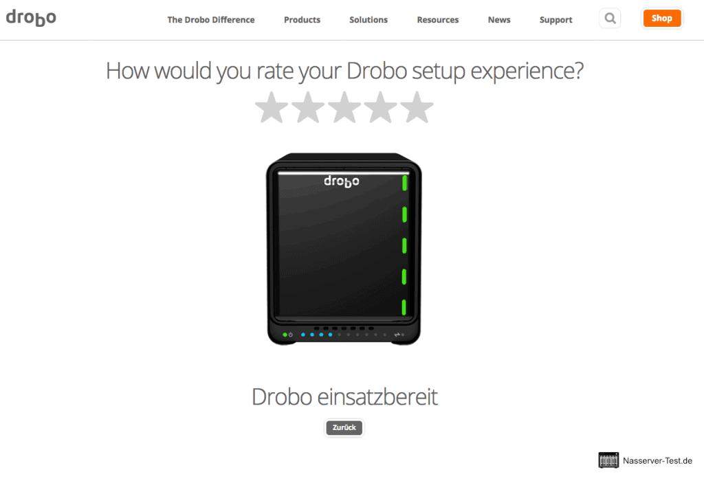 Drobo Assistent - Assistent bewerten