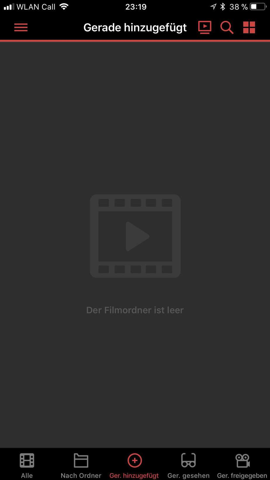 NAS Filmstreaming : DS Video Login