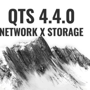 QTS 4.4.0 - Bild: © https://www.qnap.com/qts/