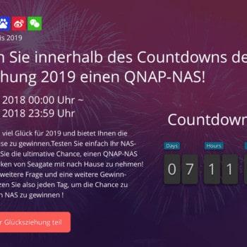 QNAP Gewinnspiel